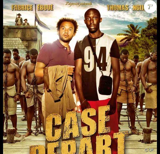 L'affiche du film Case départ
