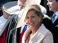Son altesse royale Sophie, comtesse de Wessex, enfile son treillis de colonel