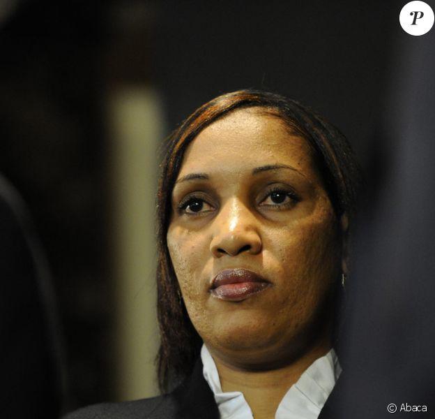 Nafissatou Diallo le 28 juillet 2011