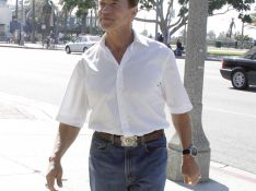 Arnold Schwarzenegger en flagrant délit de fumette