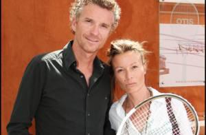 Denis Brogniart fou amoureux d'Hortense : 'J'aime ces moments volés, très perso'
