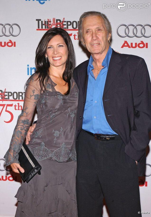 David Carradine et sa femme Annie en septembre 2005