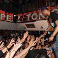 Kid Cudi au VIP ROOM de Saint-Tropez le 17 août 2011