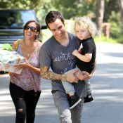 Pete Wentz : Un papa poule inséparable de sa nouvelle girlfriend