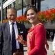 La princesse Victoria et le prince Daniel assistaient le 20 août au mariage de la soeur de celui-ci, Anna.   Samedi 20 août 2011, nombreux furent les royaux scandinaves embringués dans des mariages de marque.