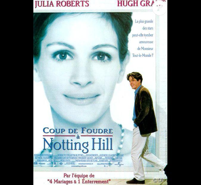 L 39 affiche du film coup de foudre notting hill 1999 - Musique du film coup de foudre a notting hill ...