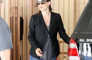 Jennifer Garner : Enceinte de son troisième enfant, elle rayonne avec Violet