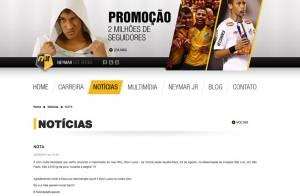 Neymar, la pépite brésilienne de Santos, papa à seulement 19 ans