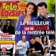 Télé Loisirs en kiosques le 29 août 2011