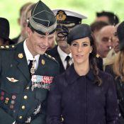 La princesse Marie, enceinte, et les royaux danois réunis pour un hommage ému