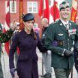 Lundi 5 septembre 2011, la famille royale de Danemark s'est rassemblée à Copenhague pour honorer les 108 soldats morts en servant la cause de la paix internationale.