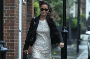Pippa Middleton : Elégante et souriante pour célébrer ses 28 ans