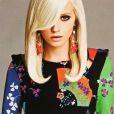 Voici la première publicité de la collection créée par Versace pour H&M. Le mannequin n'est autre que l'Australienne en vogue, Abbey Lee Kershaw.