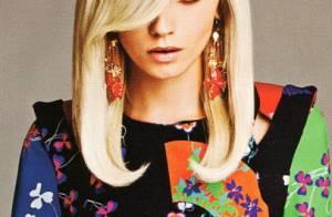 Donatella Versace impose son style audacieux pour H&M