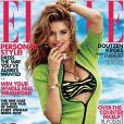 Doutzen Kroes pose pour le numéro d'octobre du Elle US