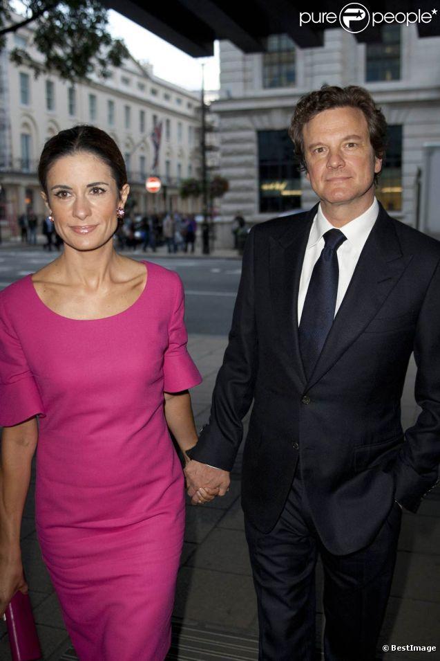 Colin Firth et sa supe...