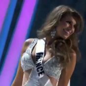 Miss Univers 2011 : Notre Miss France Laury Thilleman illumine les demi-finales