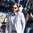 Ashton Kutcher à New York en août 2011