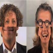 Les animateurs de France 3 se lâchent dans un clip psychédélique... et ringard !