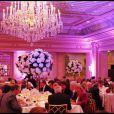 Gala organisée en faveur de la Fondation Pompidou, présidée par Bernadette Chirac. 13 septembre 2011