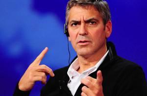 George Clooney a le regard qui... tue!