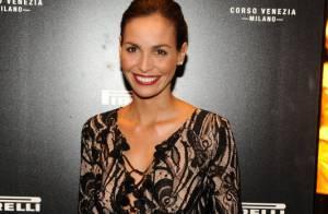 Inés Sastre et Eva Herzigova rivalisent de beauté face à Naomi Campbell