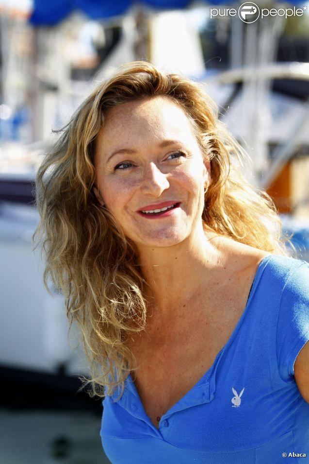Julie Ferrier à La Rochelle le 9 septembre 2011