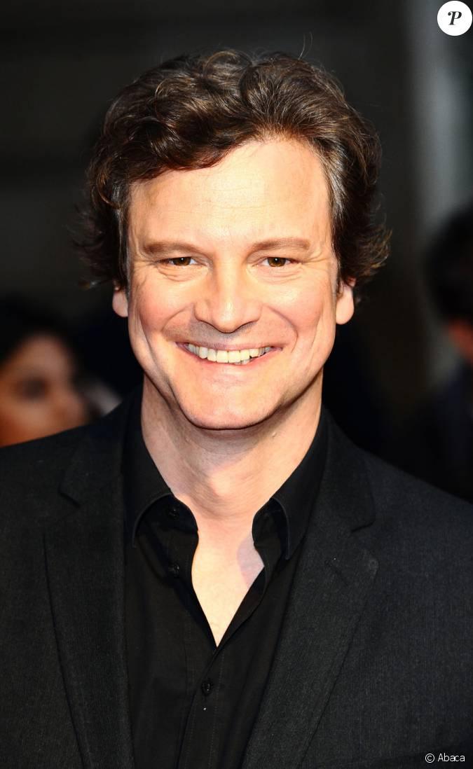 Colin Firth lors de l'...