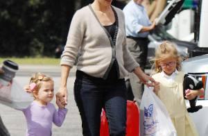 Jennifer Garner : Avec sa fille Violet, elle parle prénoms et... string !