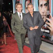 George Clooney, charmant avec Ryan Gosling, laisse encore seule sa chérie sexy