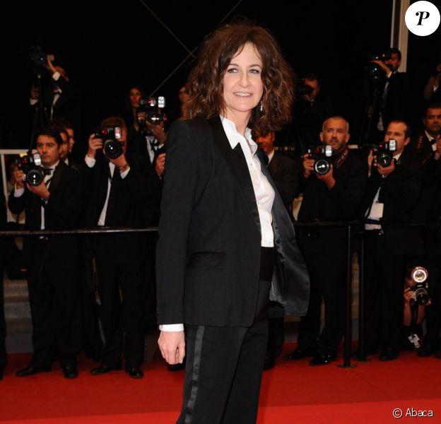 Valerie Lemercier au festival de Cannes 2011