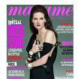 Couverture de Madame Figaro en kiosques le 1er octobre.