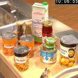 Une recette à base de boîtes de conserve dans Masterchef 2