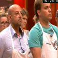 Olivier et Matthias soumis au test sous pression dans Masterchef 2