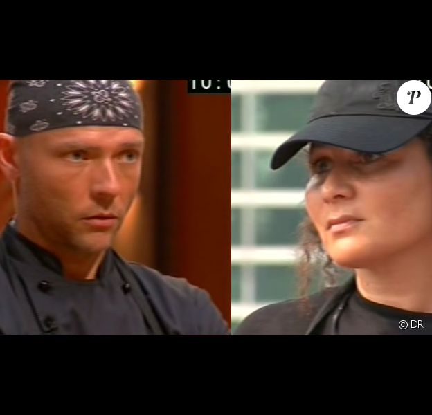 Bruno et Louisa sont éliminés de Masterchef 2