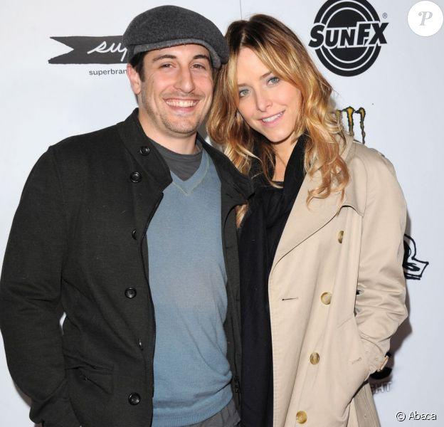 Jason Biggs et sa femme Jenny Mollen en mars 2011