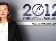 Valérie Trierweiler, compagne de François Hollande, arrête son émission !