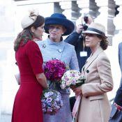 Les princesses Marie, enceinte, et Mary subliment le renouveau danois