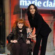 Sonia Rykiel honorée devant sa fille Nathalie et Alexandra Golovanoff