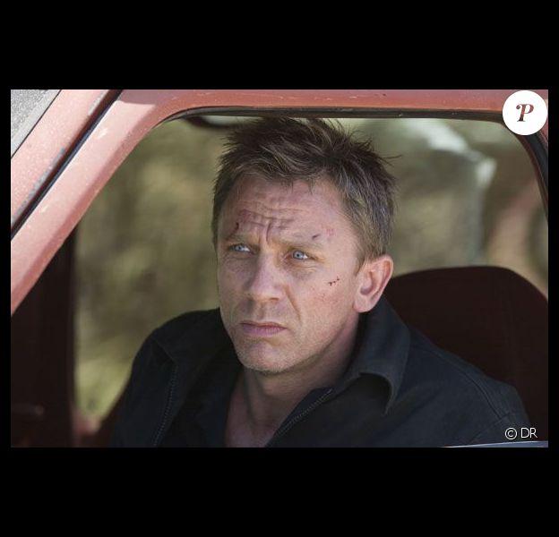 Daniel Craig dans Quantum of Solace, dernier épisode de James Bond sorti au cinéma.