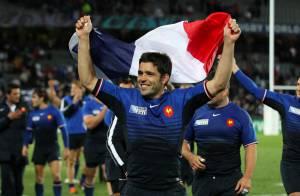 Mondial de rugby : La France expulse l'Angleterre, le plus beau combat des Bleus