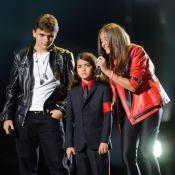 Michael Jackson : Ses enfants, Christina Aguilera, des stars pour un bel hommage