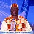 Waterman, l'homme fontaine dans La France a un Incroyable Talent sur M6 - 19/10/2011