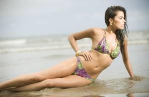 La pulpeuse et sexy Fernanda Peres va vous donner des envies... de Brésil