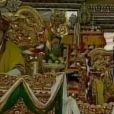 Le roi Jigme Khesar Namgyel Wangchuck, cinquième roi-dragon du Bhoutan, âgé de 31 ans, a épousé le 13 octobre 2011 sa superbe fiancée Jetsun Pema, 21 ans, en la forteresse monastique de Punakha.