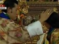 Le roi Jigme Khesar du Bhoutan a épousé sa belle Jetsun Pema, reine déjà adulée