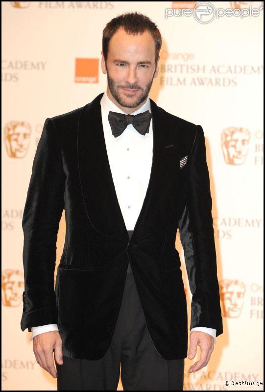 Tom Ford va se charger des costumes de James Bond dans le nouveau volet réalisé par Sam Mendes
