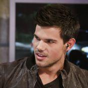 Taylor Lautner : La fois où il a nagé avec les requins...