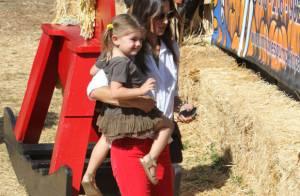 Alessandra Ambrosio, Eric Dane... Les stars préparent Halloween en famille