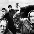 Liv Ullmann joue dans L'heure du loup d'Ingmar Bergman